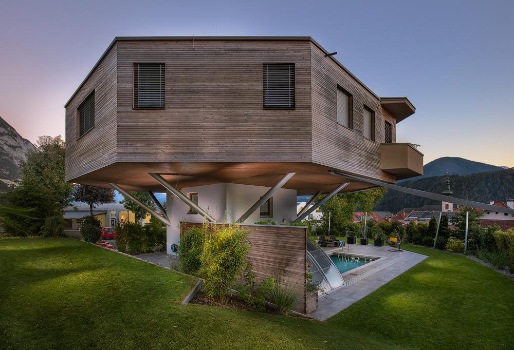Exklusives Einfamilienhaus, Tirol
