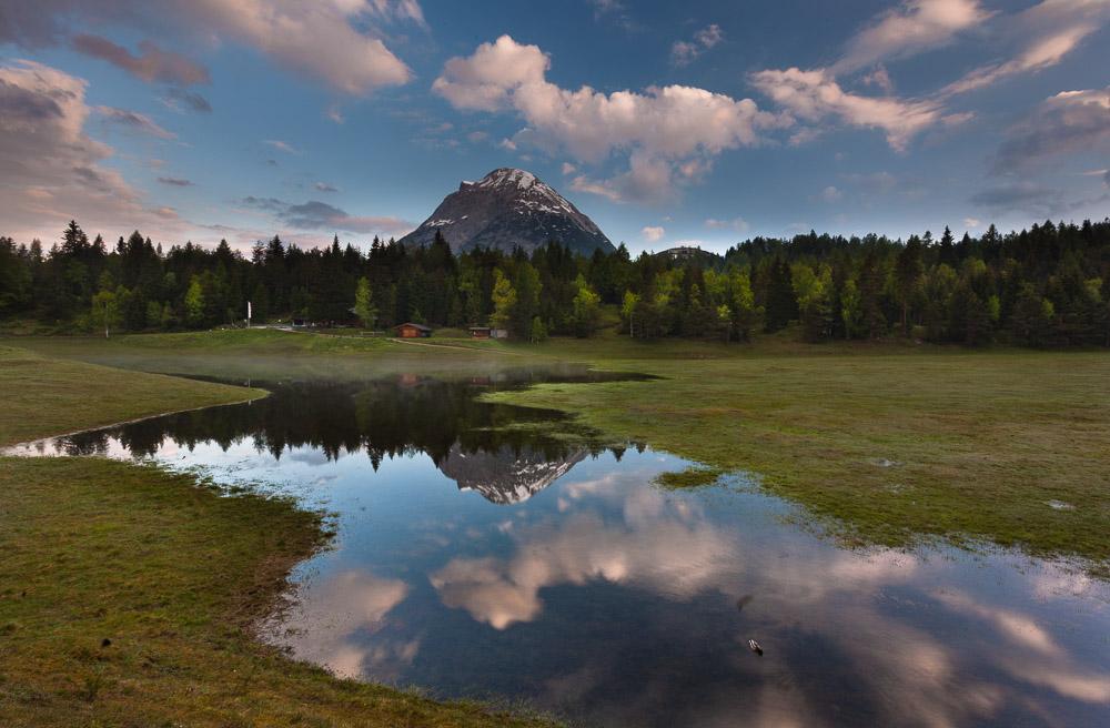 Misterious Beauty, Lottensee, Tirol, Österreich