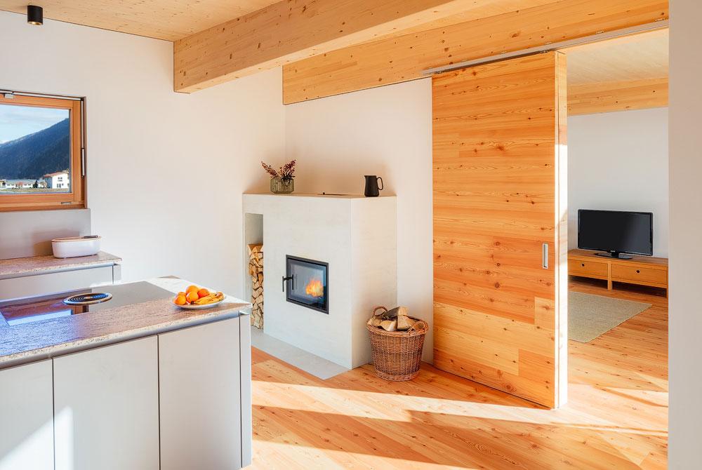 Wohn-  und Küchenbereich, Einfamilienhaus, Silz, Tirol