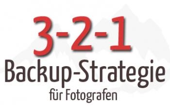 Backup-Strategie für Fotografen