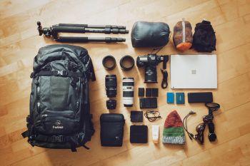 Die Ausrüstung des Landschaftsfotografen Christof Simon