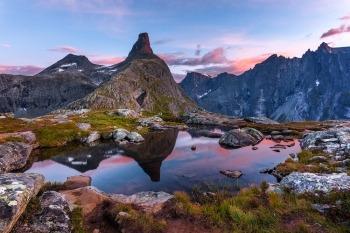 Romsdalhornet, Norwegen