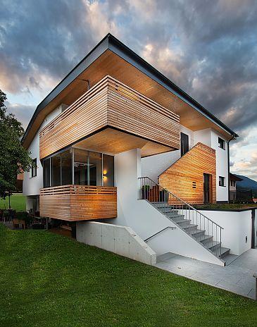 Einfamilienhaus (Umbau), Tirol
