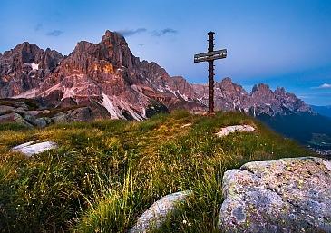 Cimon della Pala, Dolomiten, Trentino, Italien