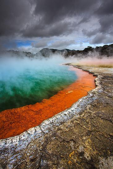Waiotapu, Neuseeland