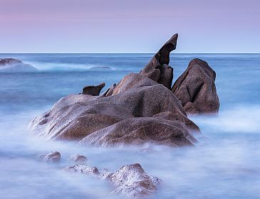 Neptun's Garden, La Maddalena, Sardinien, Italien
