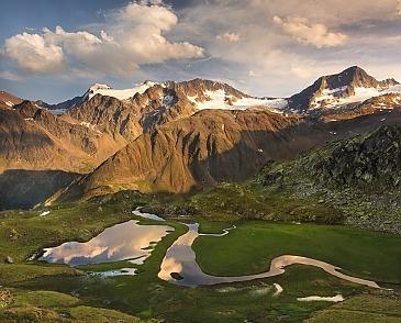 Vergessenes Paradies, Stubaier Alpen, Tirol, Österreich