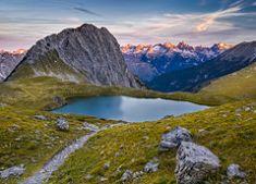 Österreich Landschaftsbilder Landschaftsfotos