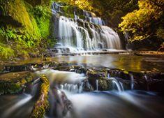 Wasserfälle Landschaftsbilder Landschaftsfotos